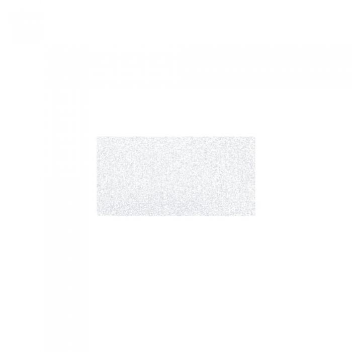 Papel Glitter Branco