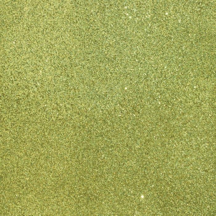 Papel Glitter Verde Folha
