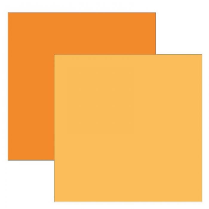 Papel Cardstock TEC Laranja