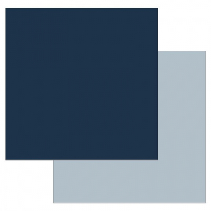 Papel Cardstock TEC Azul Marinho