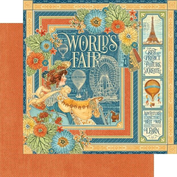Papel World´s Fair