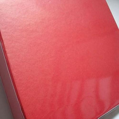 Álbum p/ Scrapbook Vermelho M