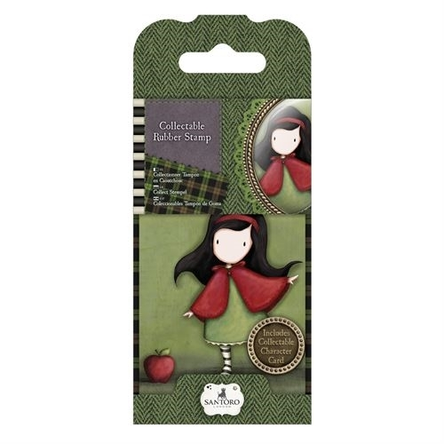 Carimbo Gorjuss Mini N.14 Little Red