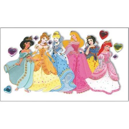 Adesivo Princesas