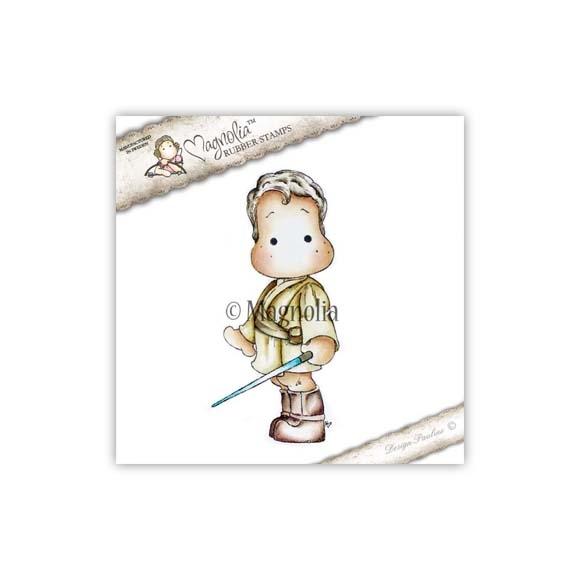 Carimbo Magnolia LE - Edwin with Laser Sword