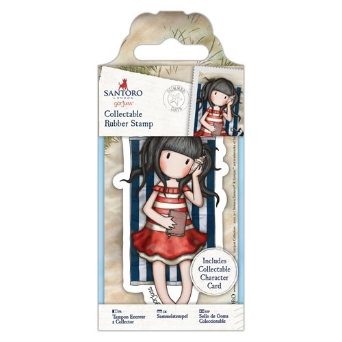 Carimbo Gorjuss Mini N.42 Summer Days