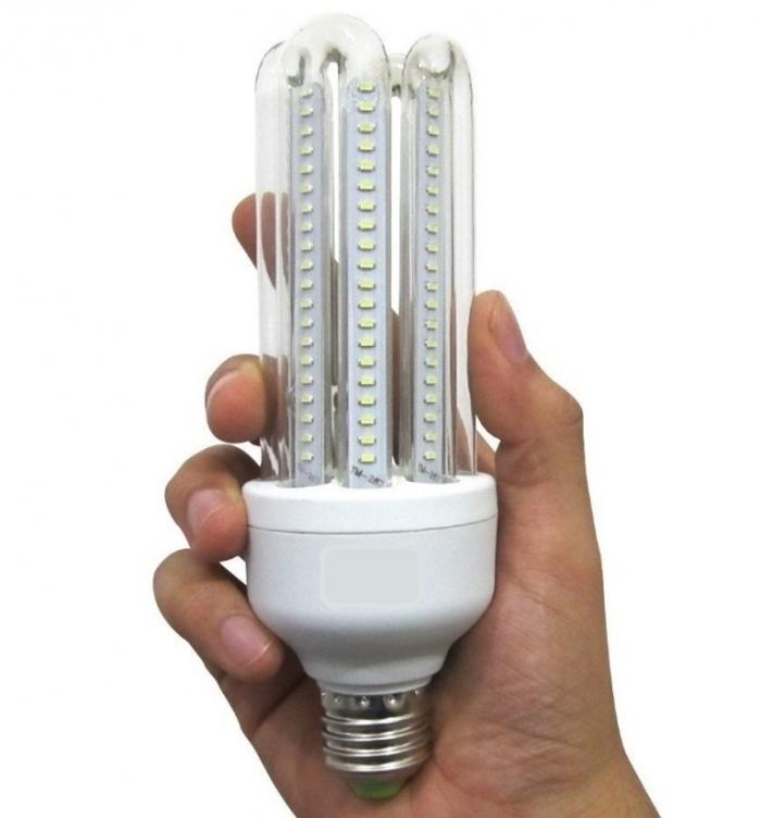 Lâmpada LED 16W Milho 4U Soquete E27 Branco Frio Bivolt