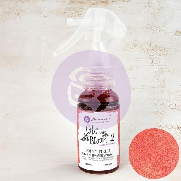 Tinta Spray Color Bloom - Poppy Field - Vermelho