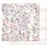 Lavender Frost Collection - Papel F...