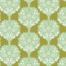 Tecido Tilda Harvest - Flower Tree Green
