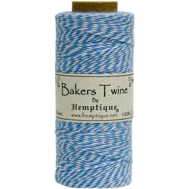 Bakers Twine Azul e Branco