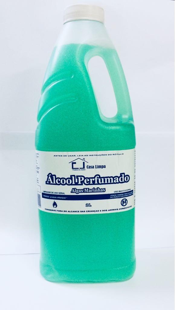 ALCOOL PG ALGAS 2L CLIMPA