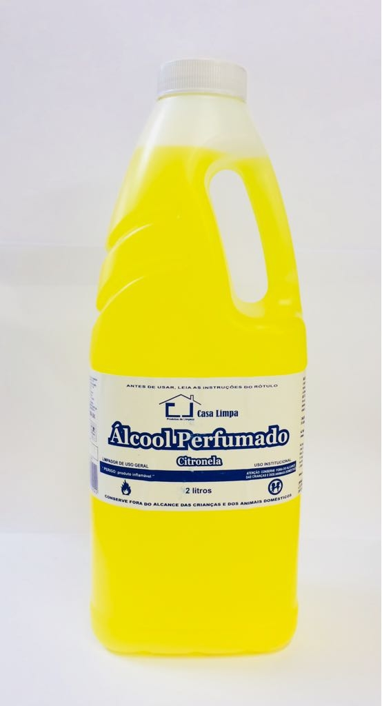 ALCOOL PG CITRONELA 2L CLIMPA