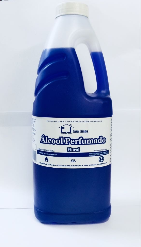ALCOOL PG FLORAL 2L CLIMPA