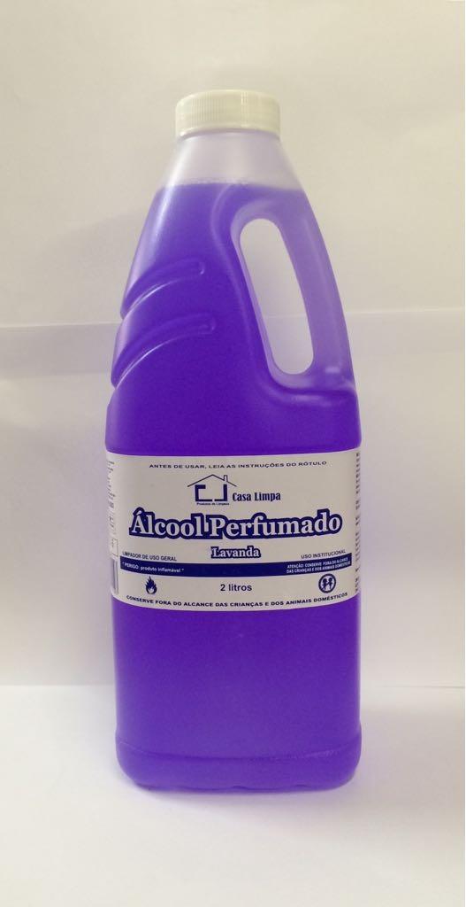 ALCOOL PG LAVANDA 2L CLIMPA