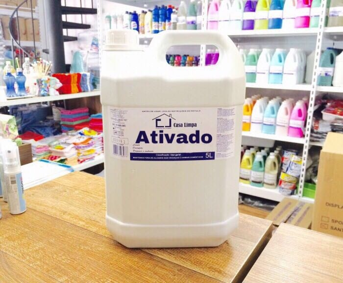 ATIVADO GALAO 5L CLIMPA