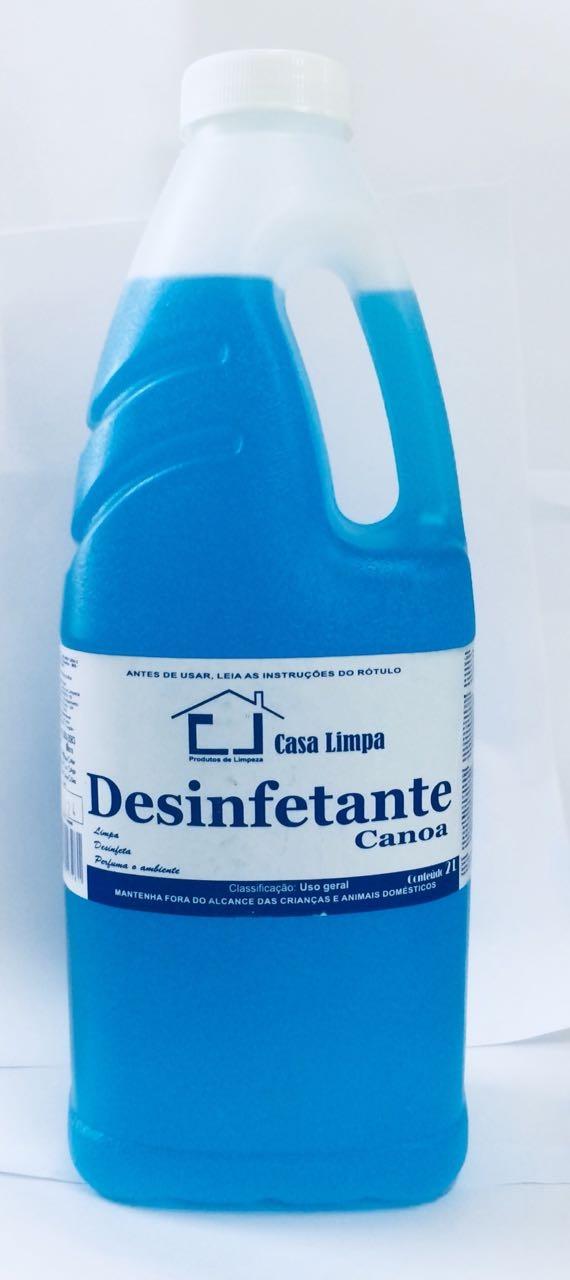 DESINFETANTE CANOA  2L CLIMPA
