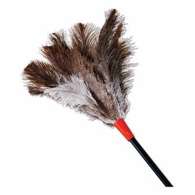 Espanador Pena de Avestruz N30
