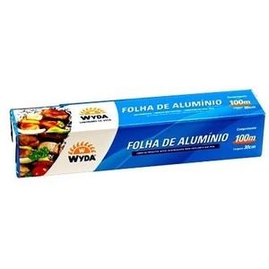 Folha de aluminio wyda 7,5x45