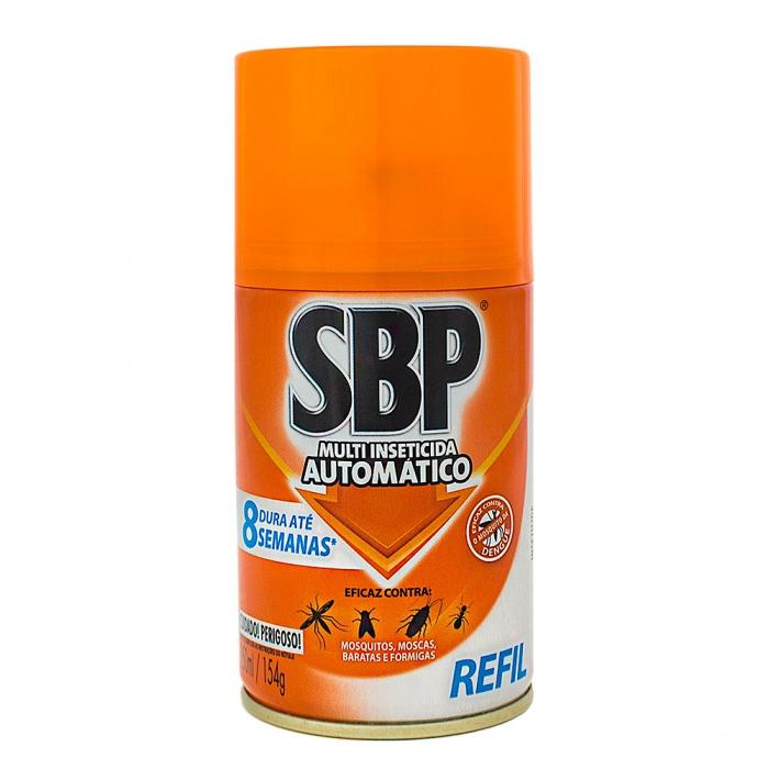 INSETICIDA SBP AUTOMATICO REFIL