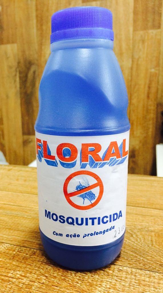 VENENO FLORAL 500ML mosquiticida