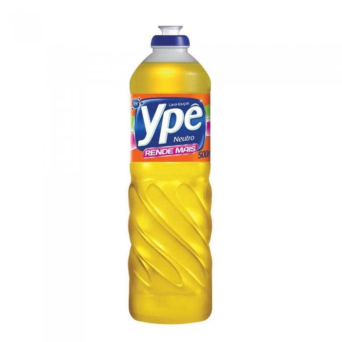 Detergente liq Ype neutro 500ml