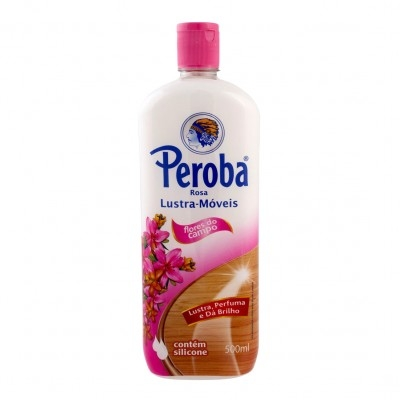 Lustra moveis peroba flores do campo 500ml
