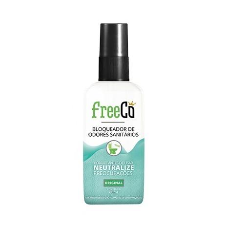 FreeCo odorizador bloqueador odores sanitarios 60ml