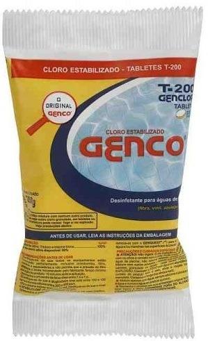 Cloro estabilizado Genclor T-200