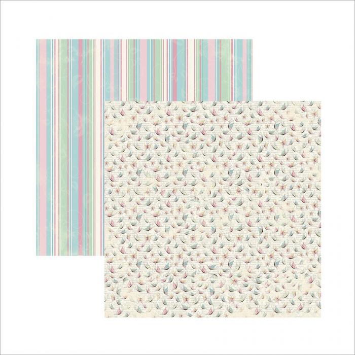 Papel Primavera Marshmallow Borboletas