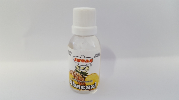 ESSENCIA DE ABACAXI INCAS 30 ML