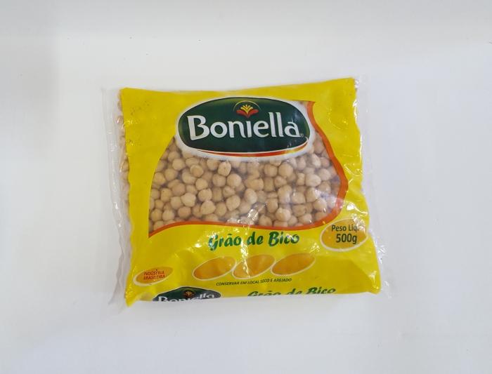 GRÃO DE BICO 500GR BONIELLA