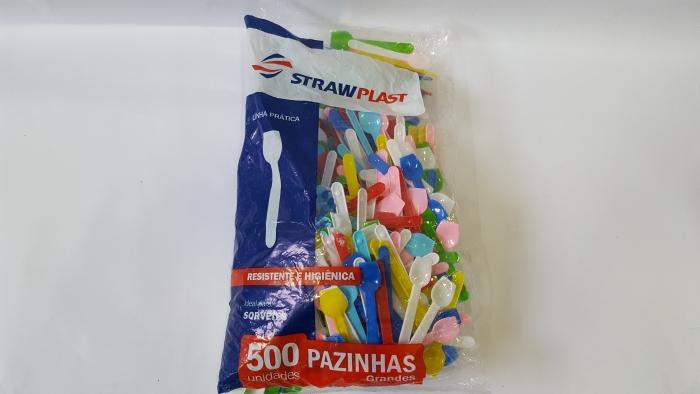 PÁ DE SORVETE STRAWPLAST 500 UN