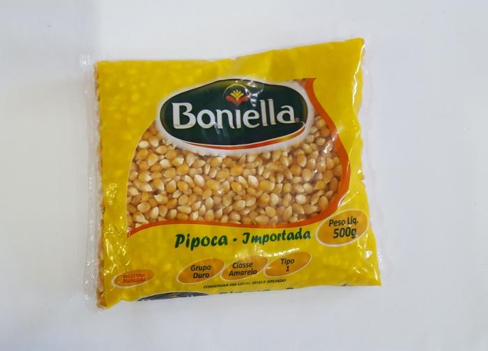 PIPOCA 500 GR BONIELLA