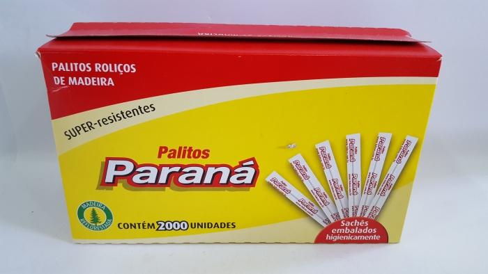 PALITO EMBALADO C/ 2000 PARANA