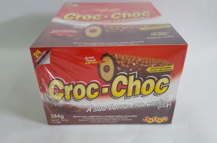 CROC CHOC CHOCOLATE C/ 24UN