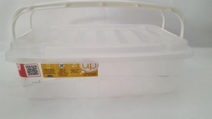 CAIXA GRAN BOX BAIXA 9,3 LT