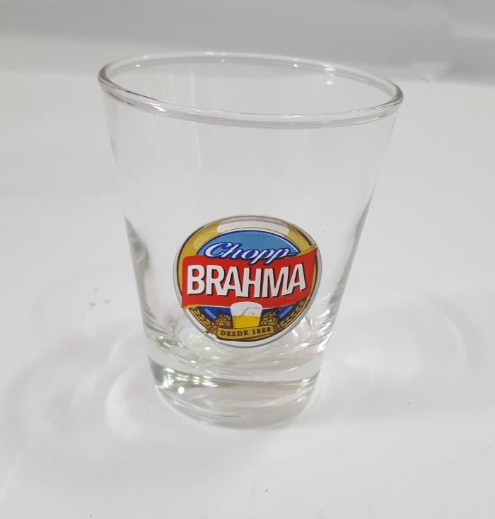 COPO DE VIDRO OLD FASHIONED BRAHMA