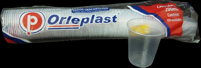 COPO 200 ML ORLEPLAST
