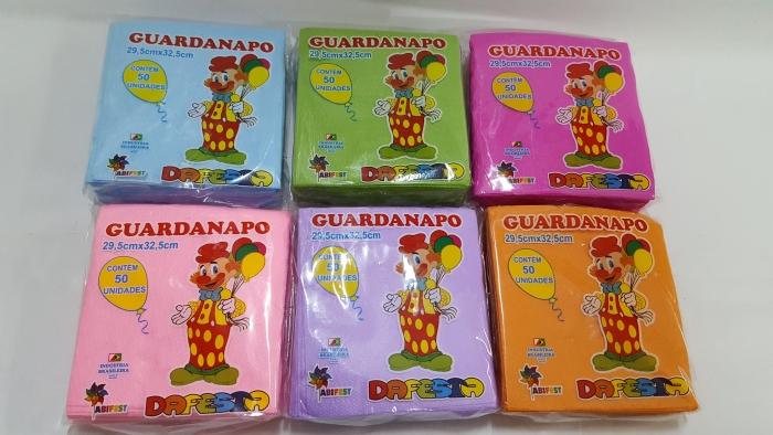 GUARDANAPO 29,5 x 32,5 CM DAFESTA