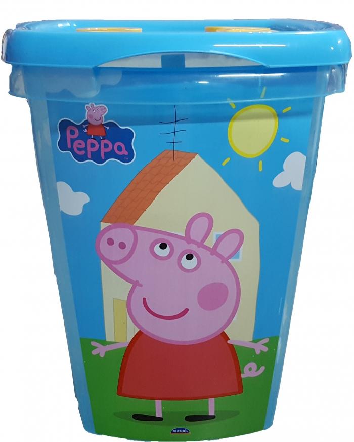 CESTO INFANTIL 38 LITROS PEPPA PIG