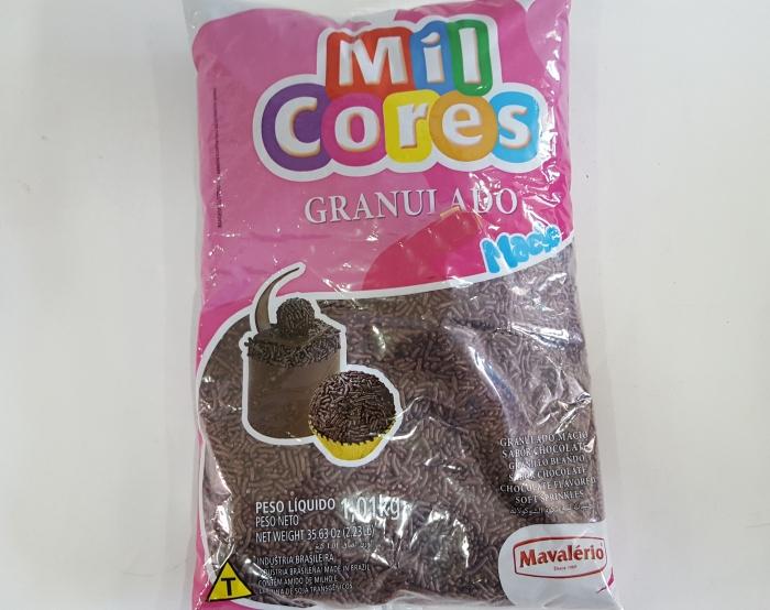 CHOCOLATE GRANULADO MACIO 150GR MAVALERIO