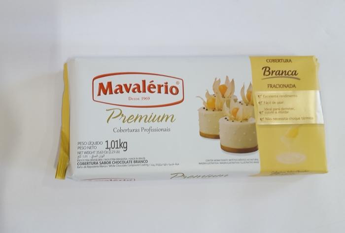 COBERTURA SABOR CHOCOLATE BRANCO 1,05KG SICAO