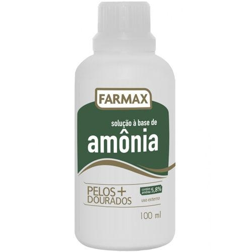 Amoniaco liquido 100ml