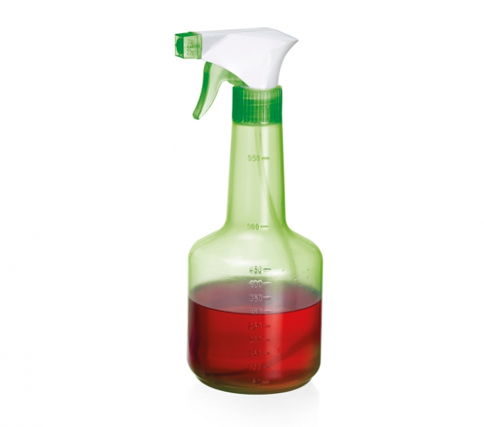 Borrifador girafa PP 500ml Pladuran