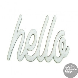 Hello - Chipboard