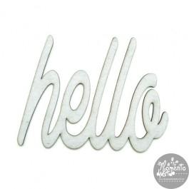 Hello - Chipboard