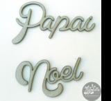 Papai Noel 03 - Chipboard
