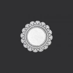 Doilies Branco 12cm