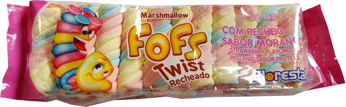 MARSHMALLOW TWIST C/ RECHEIO 180g